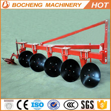 efficient 1LY series with scraper agricultural disc plough/ rotary-driven disc plough