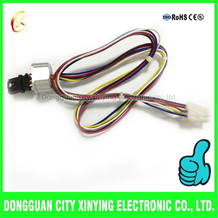 4.2mm Molex Connector To 2.54mm 5 Pin SM Connector Custom Wire Harness