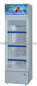 Meilile LSC-256 DC&Solar Vertical Showcase