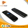 Wireless air mouse Latest 2.4g High-tech mini wireless air mouse keyboard for hisense smart tv
