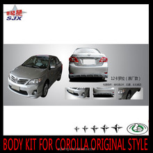 NEW PP PLASTIC ORIGINAL STYLE CAR BODY PARTS BUMPER FOR COROLLA