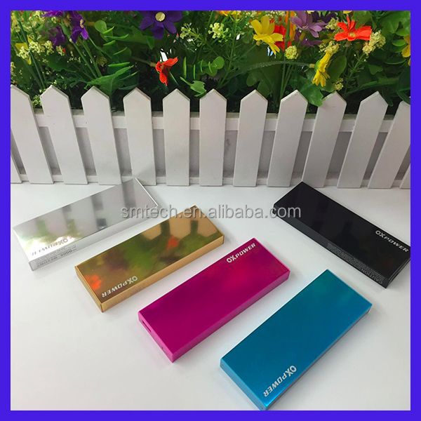 Cell phone charger external battery mobile power bank 8000mah
