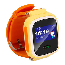 Kids <strong>Smart</strong> <strong>Watch</strong> Q523 1.0&quot; Color Screen with GPS Tracker SOS Monitor Positioning