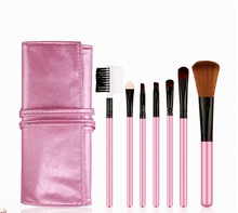 7pcs Professional Makeup Brushes Set Cosmetics Brand Make up Brush Tools Foundation Brush HD18