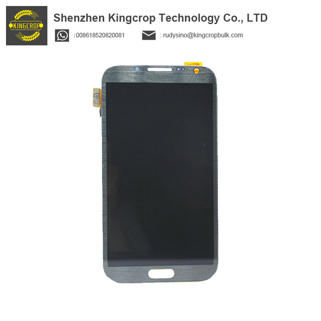 For Samsung Galaxy Note II LCD, For Samsung Galaxy Note II N7100 LCD Touch Screen