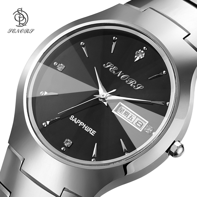 Stainless steel japan miyota movt branded WHATCH mens watch luxury 2017 hot seller