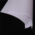 pvc white cor for IC card material