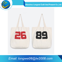 Low price recyclable cheapest fashion foldable cotton shopping bag
