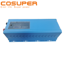 24v 48v low frequency off grid 6000w solar inverter 230v 240v