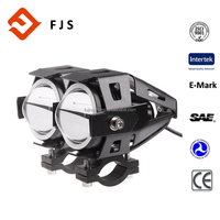 2PCS DRL Spotlight Driving Daytime Lights
