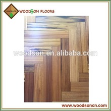 Hot sales nature color oak herringbone engineered wood flooring with cheapest price