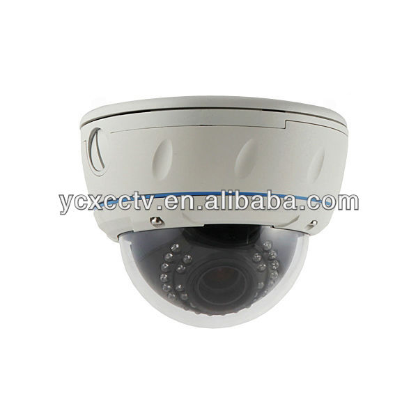 "Vandalproof and Waterproof IP67 IR dome 1/3"" SONY CCD 700TVL CCTV Camera"