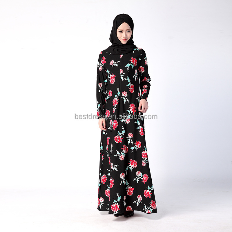 New arival kaftan/ DUBAI FANCY KAFTAN abaya Ladies Wholesale Maxi Muslim Dress