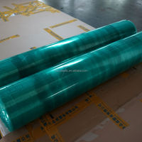 PE protective film for electroplating door