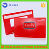 Plastic low cost 13.56mhz f08 chip rfid smart card