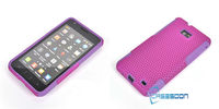 Mesh combo case For SAMSUNG GALAXY S2 S 2 I9100 Mesh Combo Silicone Case