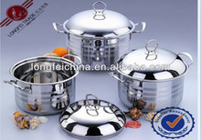 Nice looking 50l stainless steel cooking pot