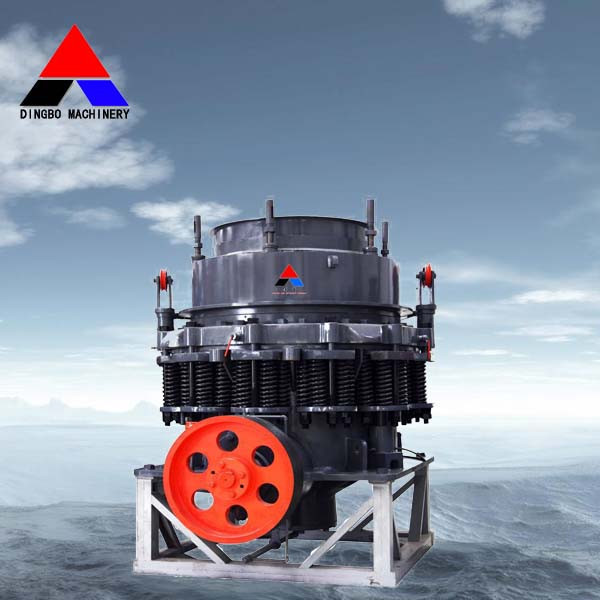 Professional High-Efficient Cone Crusher (PYD600)