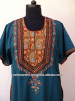Embroidered kaftans film & movie celebrity dress indian / cheap hollywood celebrity dresses