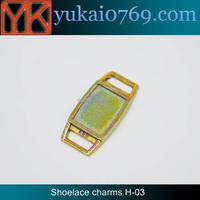 Yukai Colorful Metal Shoe Lace Charms