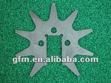 wholesale lawnmower blade,grass combing knife