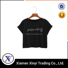 High Quality Factory Direct Price New Design fashion womens different types of t shirts