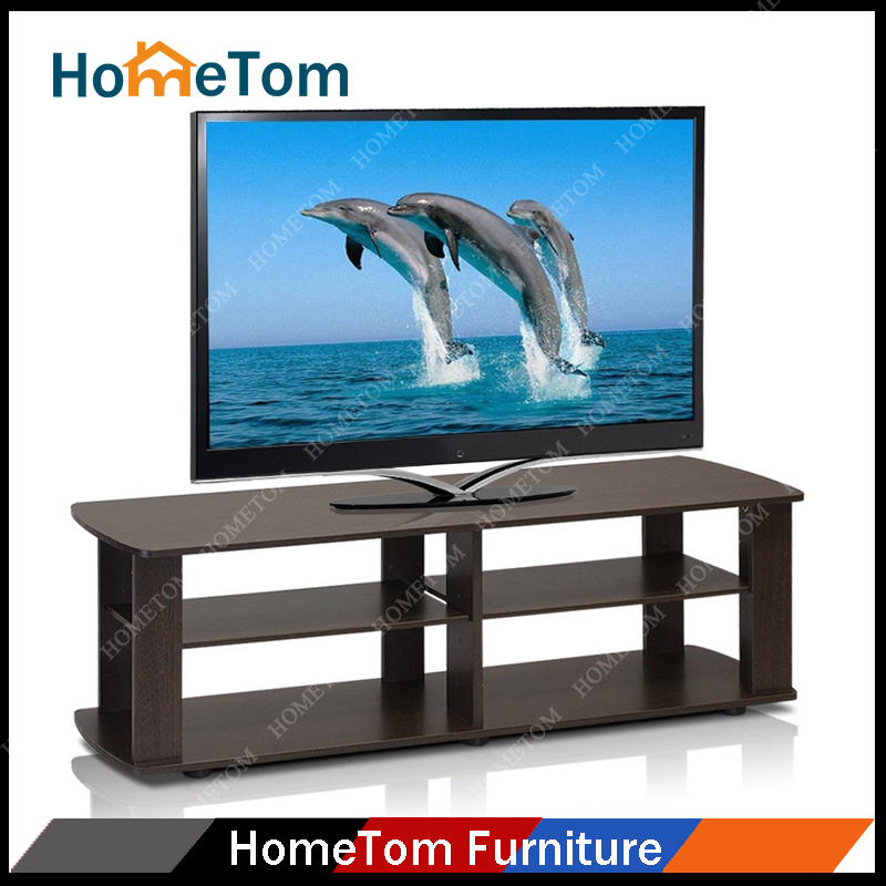 Modern Center Cabinet Furniture LCD Wood TV Stand