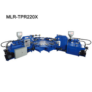 TPR sole injection moulding machine