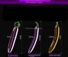 Adult Sex Toys transparent new style vegetables for women pictures of dildos