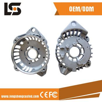 die casting aluminium Customized motorcycle parts trader factory