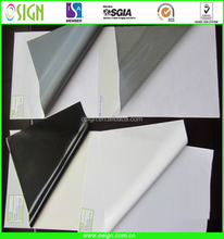 Self adhesive vinyl pvc plastic film for car body advertising