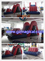 Inflatable water floating park inflatable iceberg inflatable water game