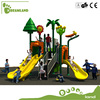 SGS passed amusement children outdoor playground equipment