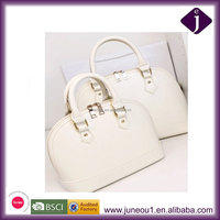 2017 New&Hot Top Quality 2 Pieces Set Bag Classical Woman Handbag Soft Leather Handbag