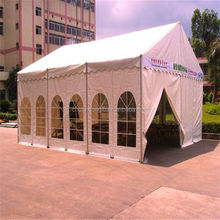 China customized white wedding tents for sale