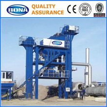 Asphalt 60/90 mini modular low price asphalt batch mix plant