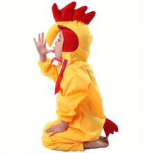 Best selling custom design cock dinosaur mascot baby animal costume for adults kids