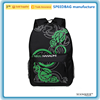 2016 hot design black children school bag fahsion school bag cheap school bag