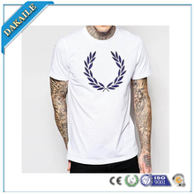 Whole saler 100% cotton 3d-printing men T-shirt
