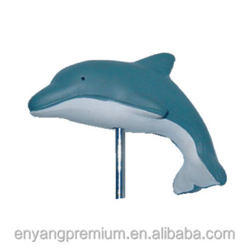 Small porpoise + antenna pit promotion gift antistress toys