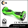 8 inch Smart Balance 2 wheel LED self balancing electric scooter with bluetooth remote mini scooter