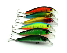 minnow bait 8.5cm 8.9g fishing lures minnow fishing tackle