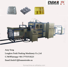 Full Automatci Plastic Egg Tray Mould Forming Machine with Cutting