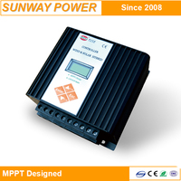 Hot sale advance PWM wind solar hybrid street light controller 200W-600W 12V/24V with switch function of electricity supply