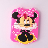 For Samsung Galaxy S3 Mini I8190 Case Minnie Mouse Soft Silicone Cover Case