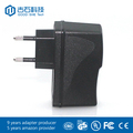 2016 universal 5V 2A ac power adapter with CE FCC certification for travel cellphone