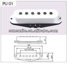Electric Guitar Pickups/ Single Coil Pickup