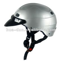 half face light weight comfortable summer use motorcycle helmet