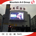 Outdoor p6 led advertising full color screen price