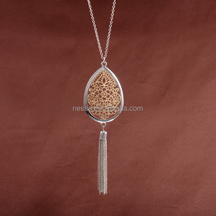 Fashion custom necklace Wholesale AYN-0020